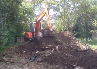 MB Digger Hire Worcester