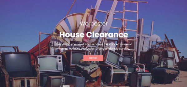 Worcester House Clearance